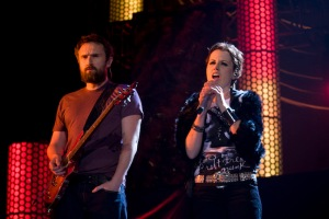 The_Cranberries_en_Barcelona_8
